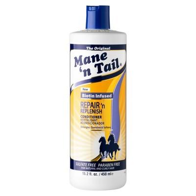 Mane 'N Tail Sulfate Free Repair 'n Replenish Conditioner - 15.2 fl oz