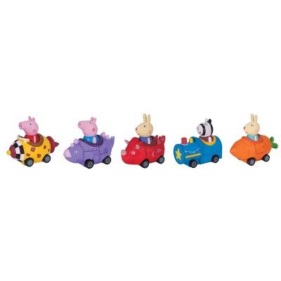 Peppa Pig Toy Vehicles