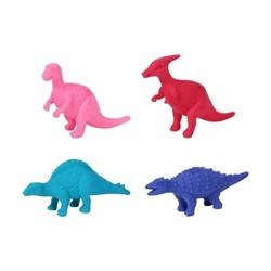 16ct Valentine's Dinosaur Shaped Erasers - Spritz™