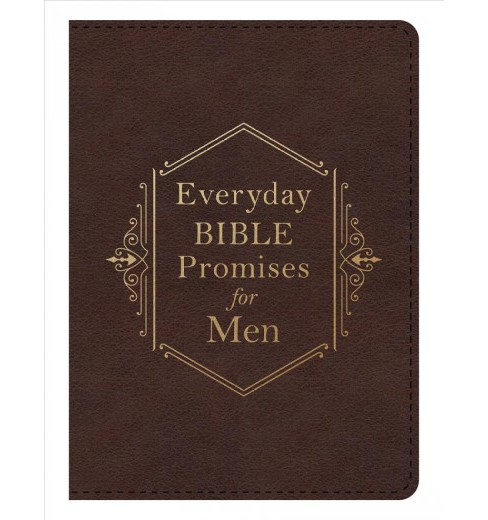 Everyday Bible Promises for Men -  (Paperback) - image 1 of 1