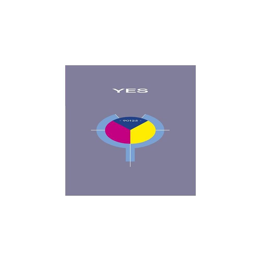Yes - 90125 (CD), Pop Music