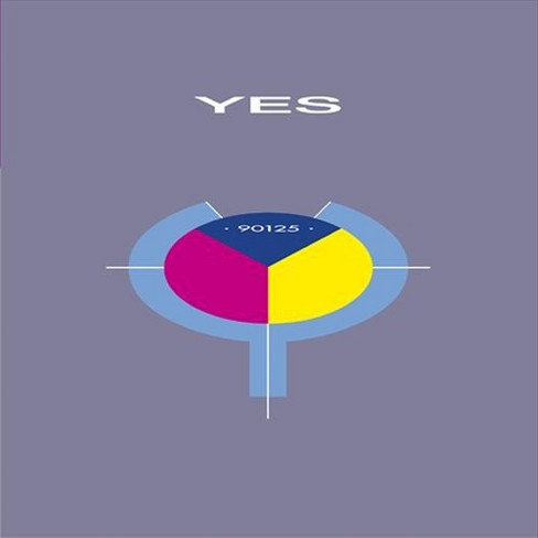 Yes - 90125 (CD) - image 1 of 1