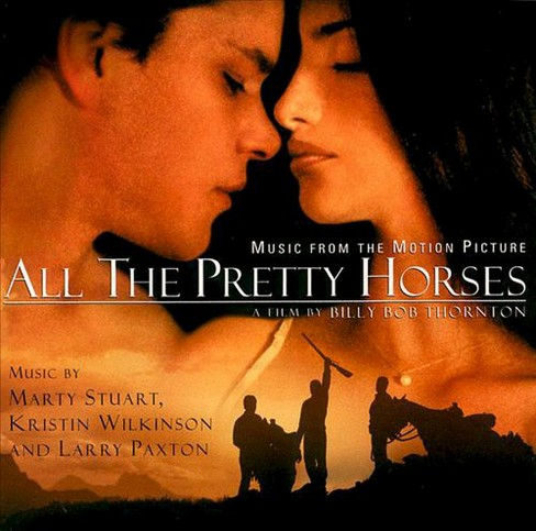 Marty stuart - All the pretty horses (Ost) (CD) - image 1 of 1