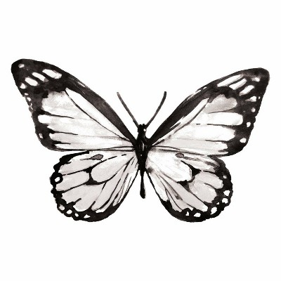 Butterfly Peel and Stick Giant Wall Decal - RoomMates