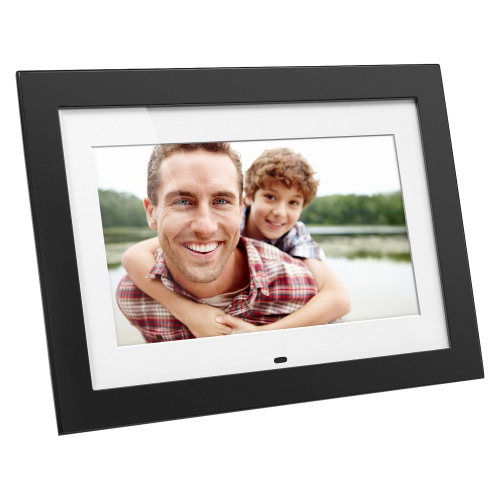 Aluratek 10 Digital Photo Frame - Black (ADMPF410-T) Aluratek 10 Digital Photo Frame - Black (ADMPF410-T)