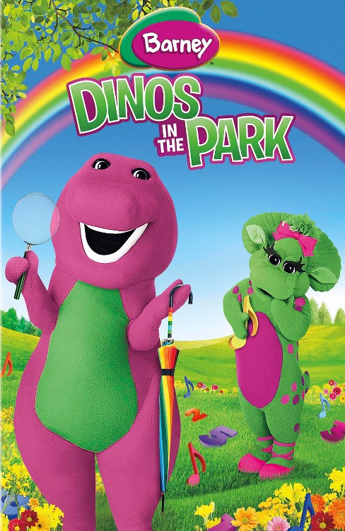 Barney:Dinos In The Park (DVD) - image 1 of 1