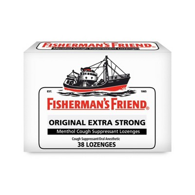 Fisherman's Friend Original Extra Strong Lozenges - 228ct