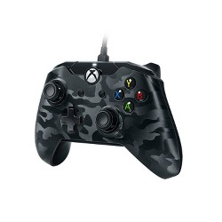 Enhanced Wired Controller For Xbox One - Black : Target