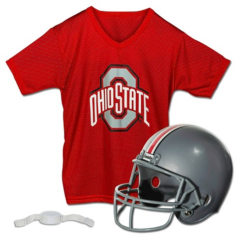 NCAA Franklin Helmet and Jersey Costume Set - image 1 of 2