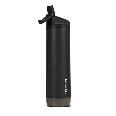 HidrateSpark 21oz Vacuum Insulated Stainless Steel Bluetooth Smart Water Bottle with Straw Lid