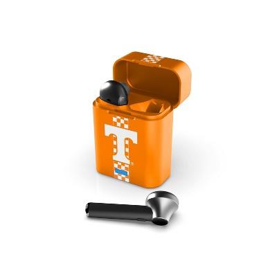 NCAA Tennessee Volunteers True Wireless Bluetooth Stem Earbuds