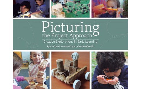 Picturing the Project Approach : Creative Explorations in Early Learning (Paperback) (Sylvia Chard & - image 1 of 1