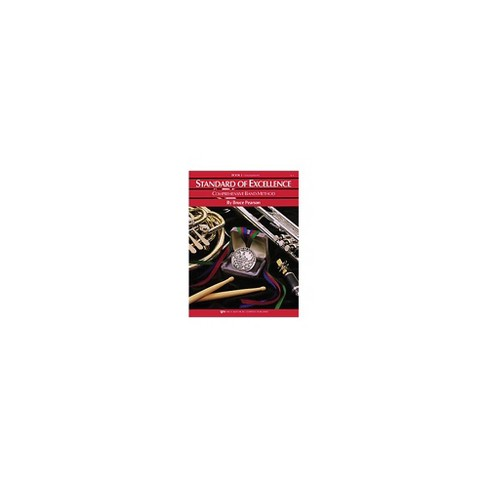 KJOS Standard Of Excellence Book 1 Trombone - image 1 of 1