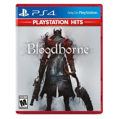 Bloodborne - PlayStation 4 (PlayStation Hits)