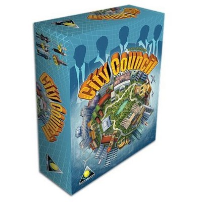 City Council (Deluxe Edition) Board Game
