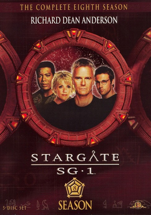 Stargate SG-1: The Complete Eighth Season [5 Discs] - image 1 of 1