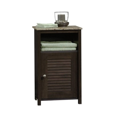 Peppercorn Decorative Floor Cabinet Brown - Sauder