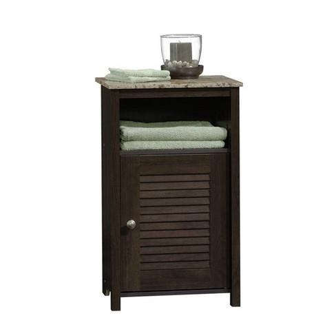Peppercorn Decorative Floor Cabinet Brown Sauder Target