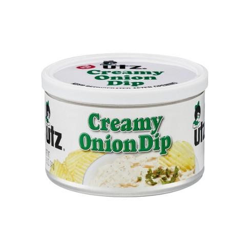 Utz French Onion Dip - 8.5oz - image 1 of 3