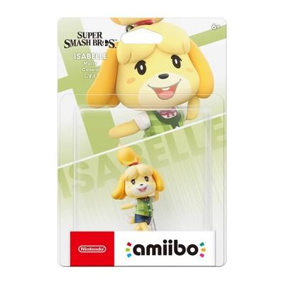 Nintendo Super Smash Bros Amiibo Figure Isabelle Brickseek