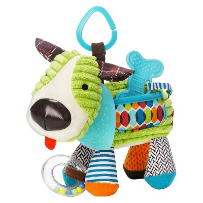 Skip Hop Bandana Buddies Stroller Toy, Puppy