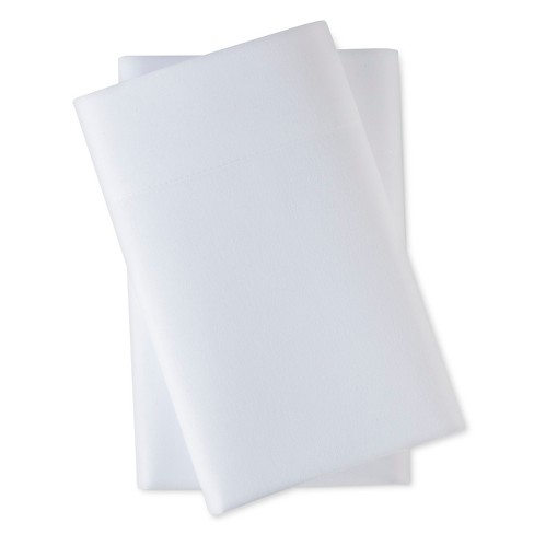 Microfiber Solid Pillowcase Set - Room Essentials™ - image 1 of 4