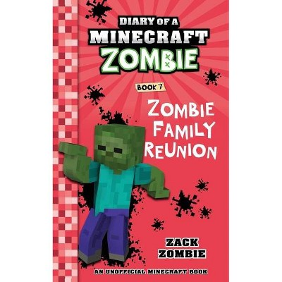 Diary of a Minecraft Zombie Book 7 - by  Zack Zombie (Paperback)