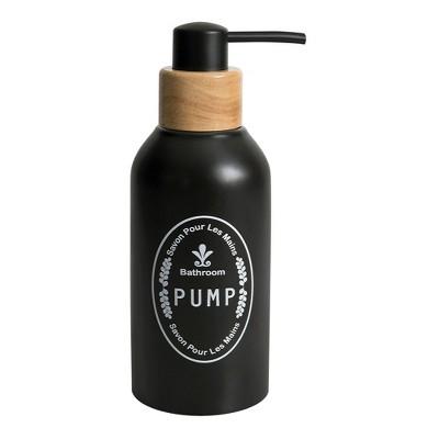 Pharmasique Lotion Pump Black - Allure Home Creations