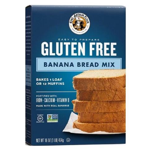 King Arthur Flour® Gluten Free Banana Bread Mix - 16oz - image 1 of 1