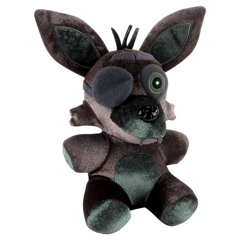 "Five Nights at Freddy's  - Phantom Foxy Plush 6"" - image 1 of 1"