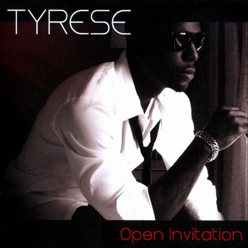 Tyrese - Open invitation (CD) - image 1 of 1