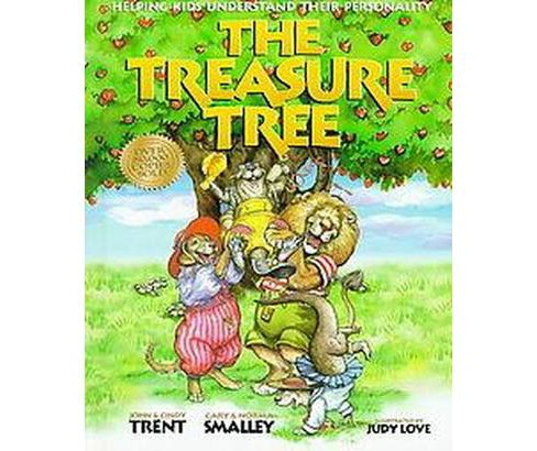 Treasure Tree : Helping Kids Get Along and Enjoy Each Other (Revised) (Hardcover) (John Trent) - image 1 of 1