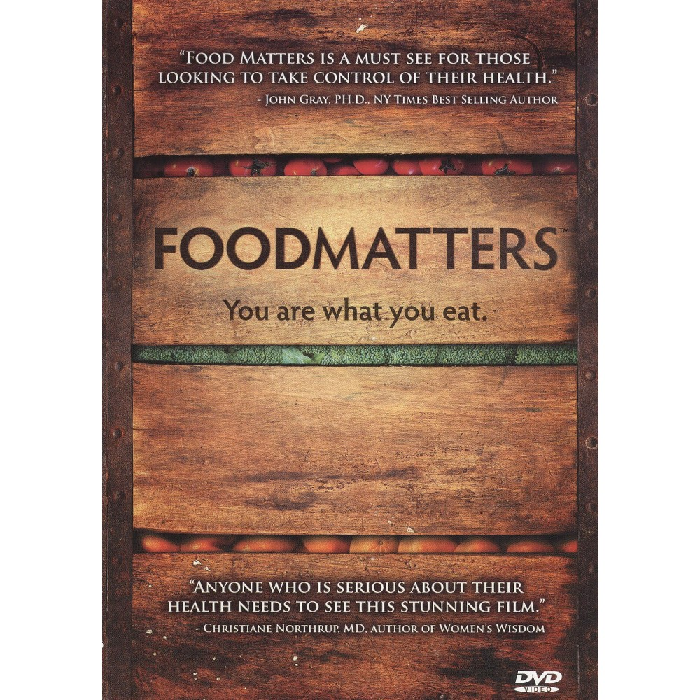 Food Matters (Dvd), Movies