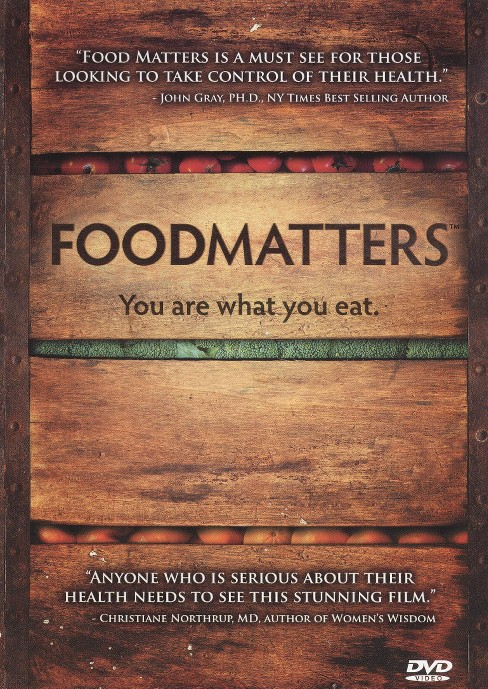 Food matters (DVD) - image 1 of 1