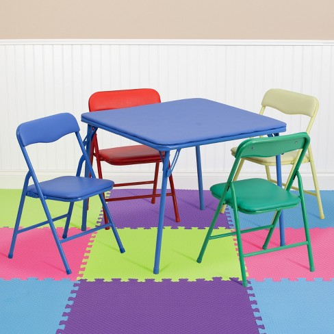 Flash Furniture Kids Colorful 5 Piece, What Is Flash Furniture