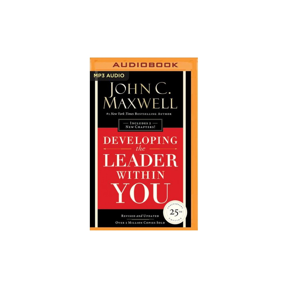 Developing the Leader Within You 2.0 (MP3-CD) (John C. Maxwell)