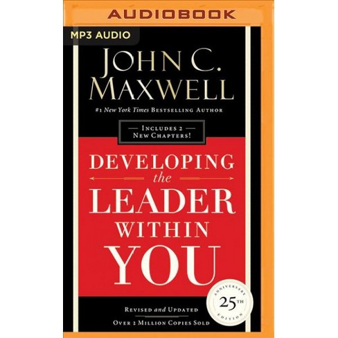 Developing The Leader Within You 20 Mp3 Cd John C Maxwell Target