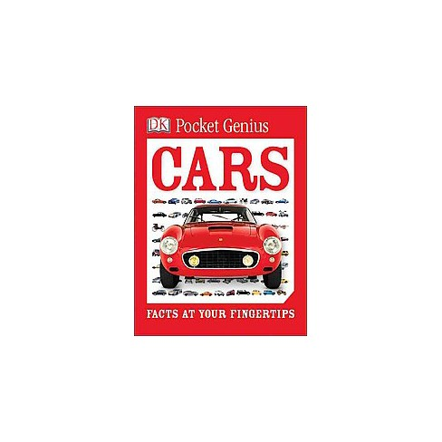 Pocket Genius: Cars - (Paperback) - image 1 of 1