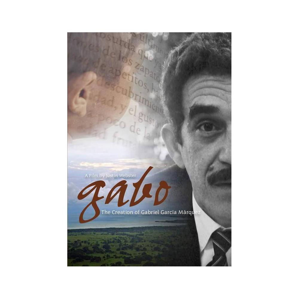 Gabo The Creation Of Gabriel Garcia Marquez Dvd