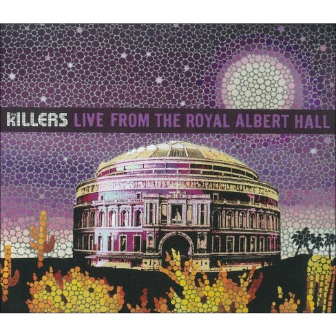 The Killers - Live from the Royal Albert Hall (CD) - image 1 of 1