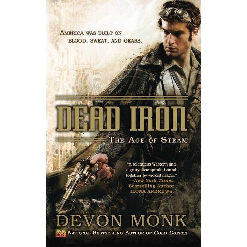 Dead Iron - (Age of Steam) by  Devon Monk (Paperback) - image 1 of 1