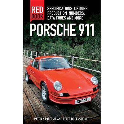 PORSCHE 911 molto bella prospetto libro 2005