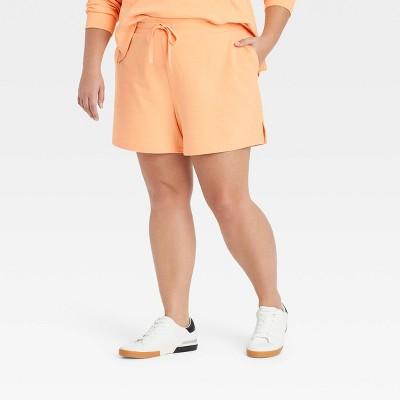 Women's Plus Size Leisure Shorts - Ava & Viv™