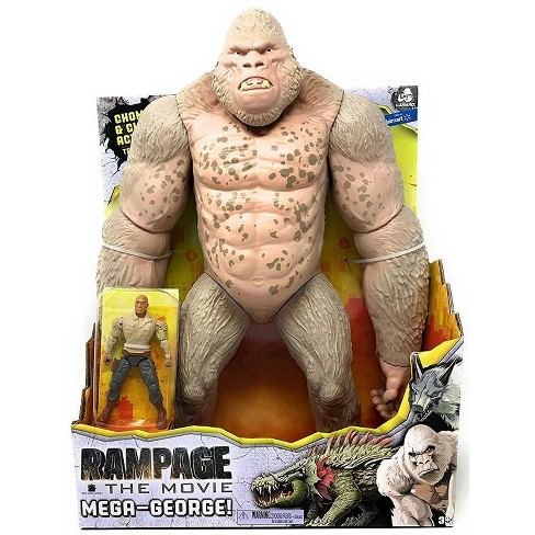 Rampage The Movie Mega George 16 Inch Figure Target
