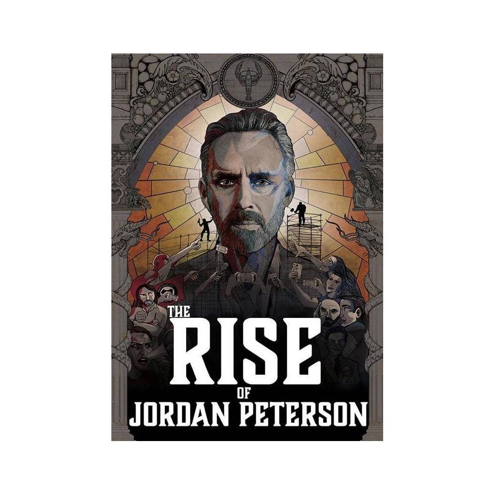 The Rise Of Jordan Peterson Dvd