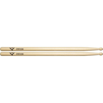 Vater American Hickory Power House Drumsticks Wood