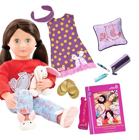 Our Generation® Deluxe Doll - Willow™ - image 1 of 2