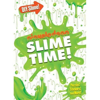 Slime Time! -  (Nickelodeon) (Paperback)