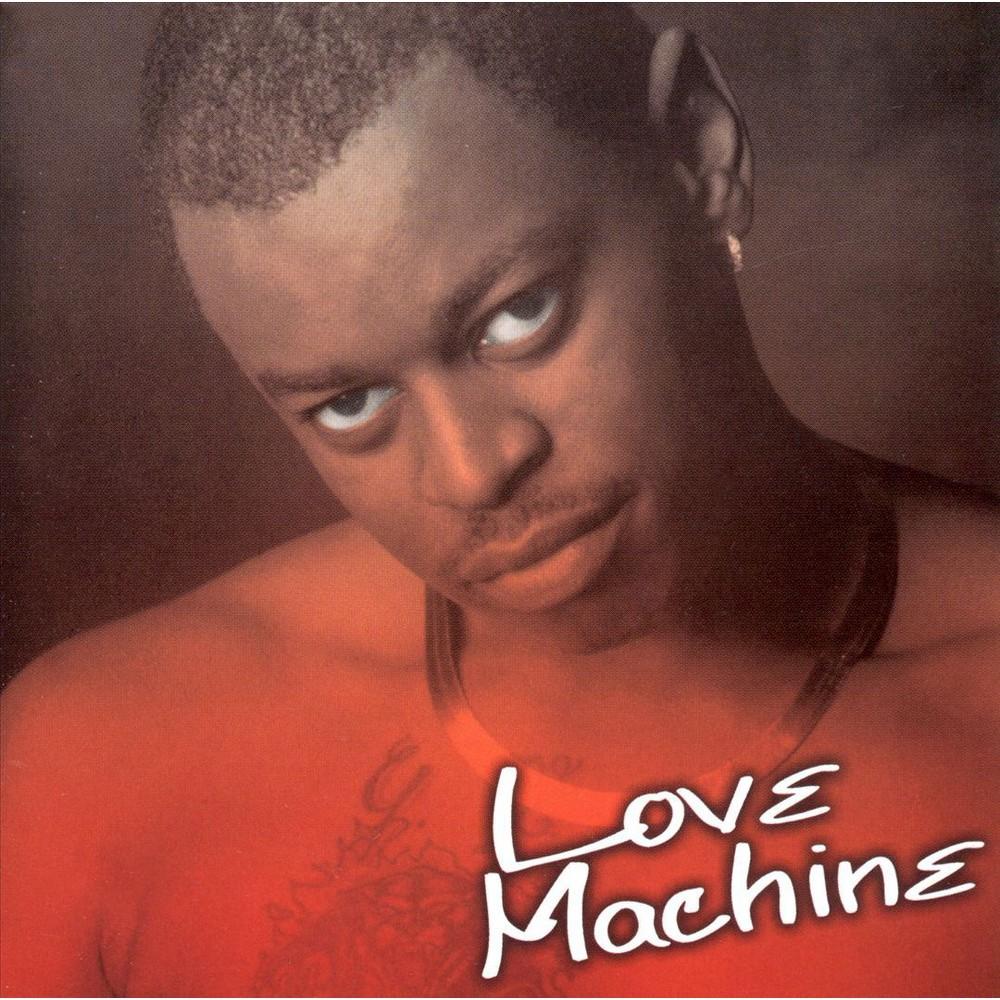 Charles Jones - Love Machine (CD)