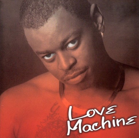 Charles jones - Love machine (CD) - image 1 of 1